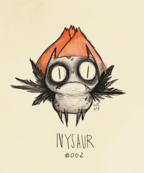 Ivysaur - Pokemon Fan Art