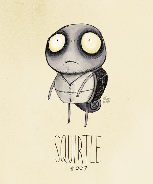 Squirtle - Pokemon Fan Art