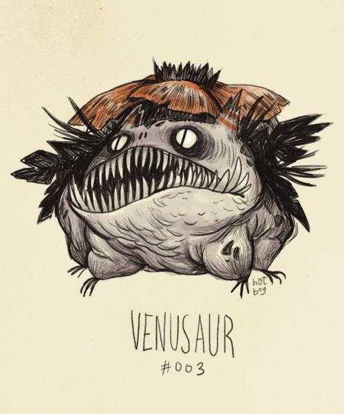 Venusaur - Pokemon Fan Art