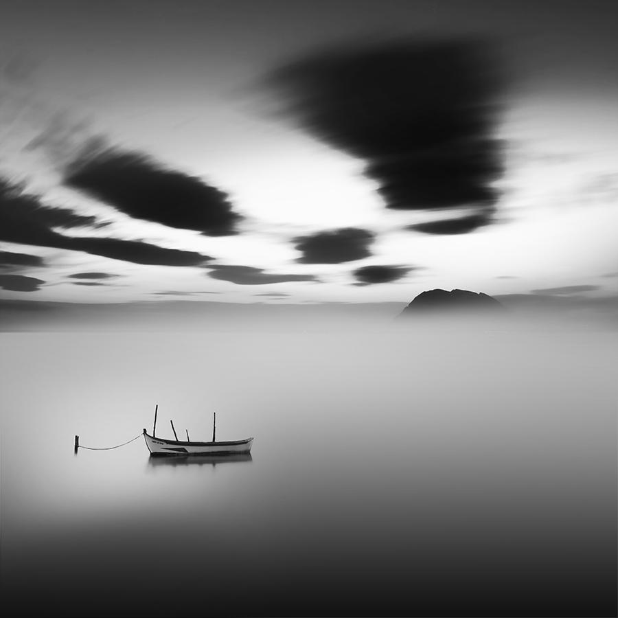 misty photography