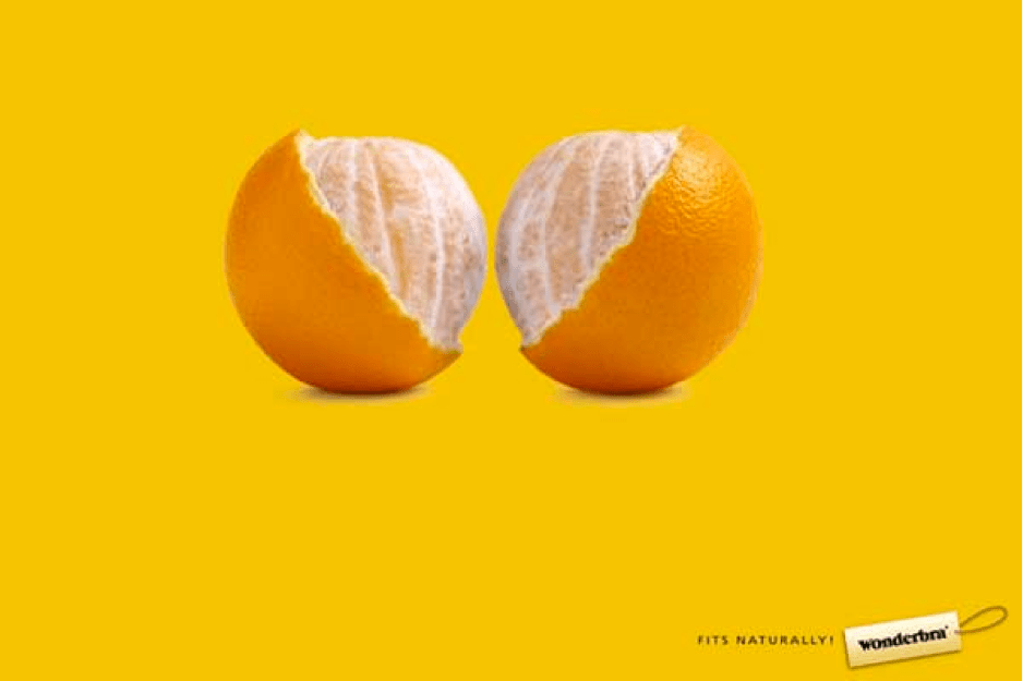 Wonderbra Creative AD