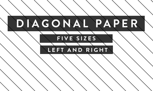 diagonal-lined-paper