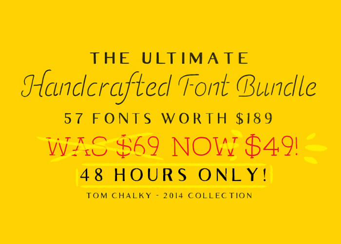 handcrafted-font-bundle-48-hour-promo