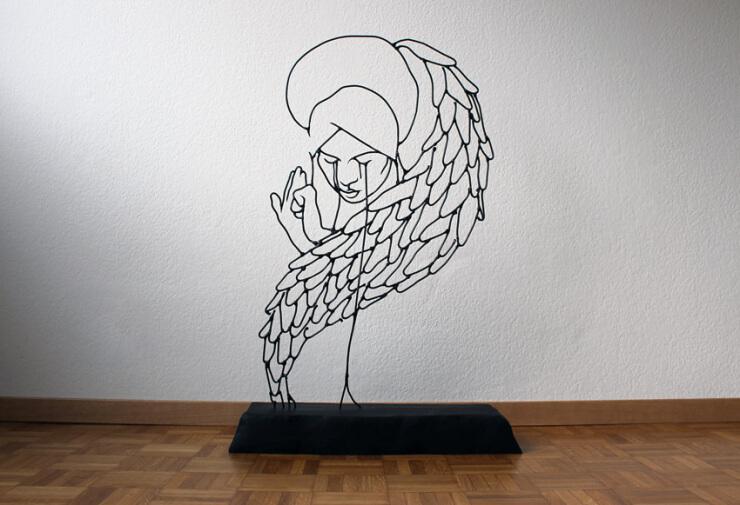 Wire Sculptures1