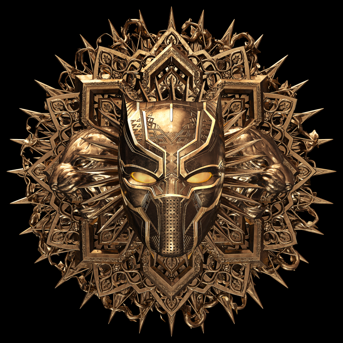 Mind Blowing 3d Wallpapers Amazing Digital Illustrations For The Marvel Black Panther