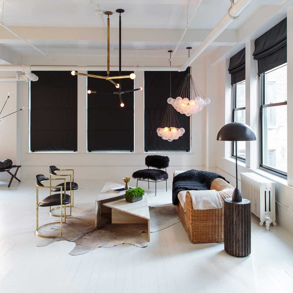 Kragsta Couchtisch Apparatus Studio Is A Showroom Gathering Point And