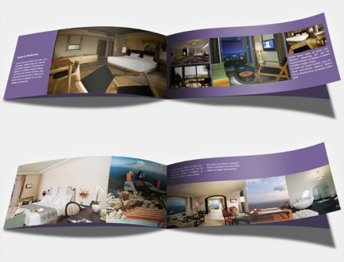 26 Most Creative Printed Brochure Designs - InspirationKeys - architecture brochure template