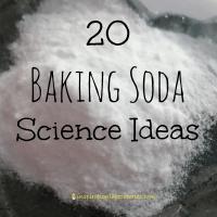 Science at Home: Baking Soda Science