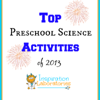 Top Preschool Science Activities of 2013