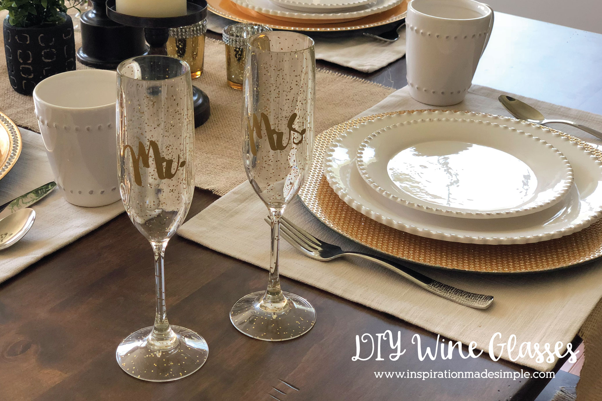 Diy Wedding Champagne Glasses Ideas Eventsojudith Your One Stop Wedding Party And Event