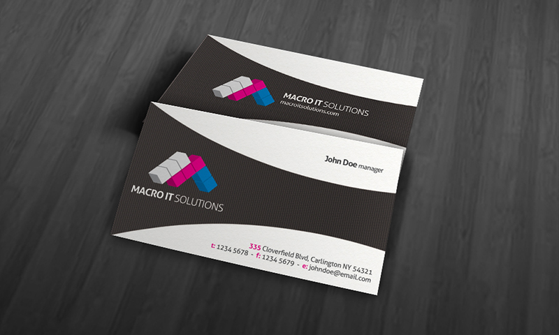 25 Free PSD Business Card Templates that You Should Download - business card template