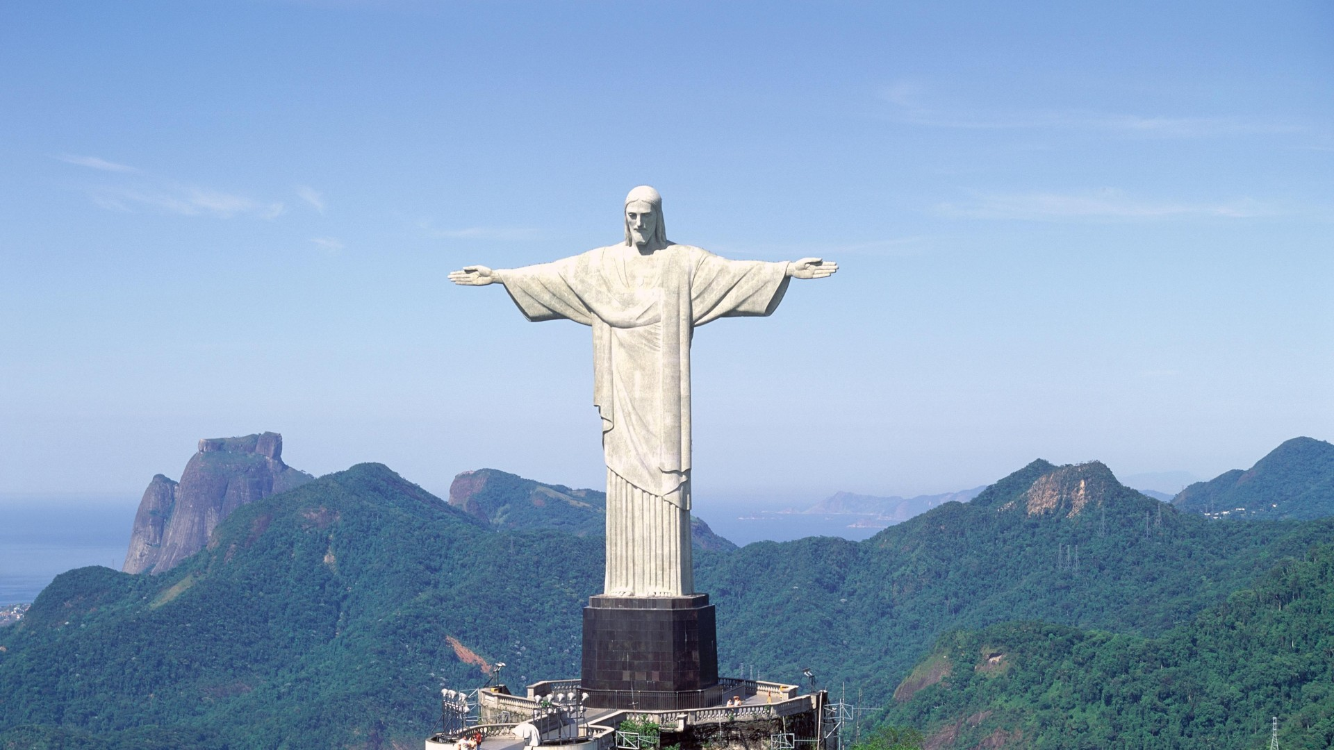 Luxury 3d Wallpaper Cristo Redentor Rio De Janeiro Best Places To Visit In