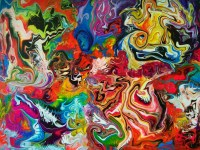 41 Best Abstract Paintings in the World - InspirationSeek.com