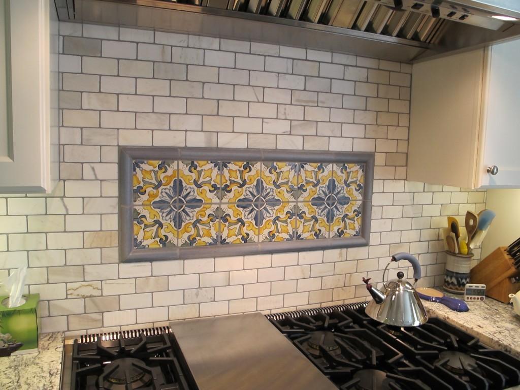 kitchen backsplash kitchen backsplash Artistic Kitchen Backsplash Ideas