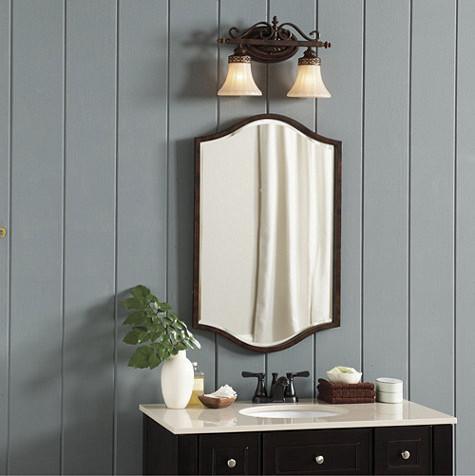 Bathroom Mirrors Design and Ideas - InspirationSeek - designer bathroom mirrors