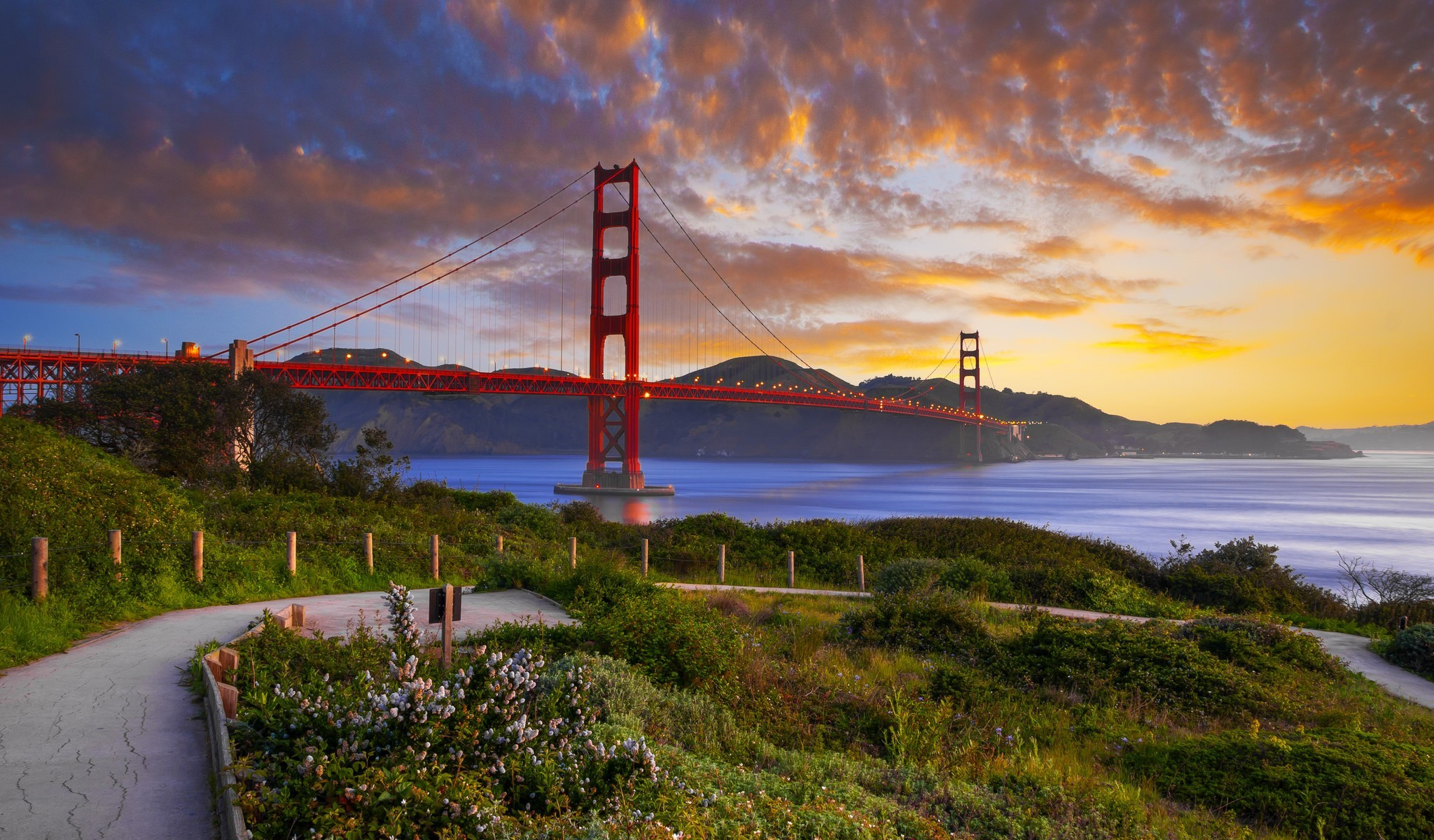 Golden State Warriors Wallpaper Hd Golden Gate Bridge History Park And Photo Gallery