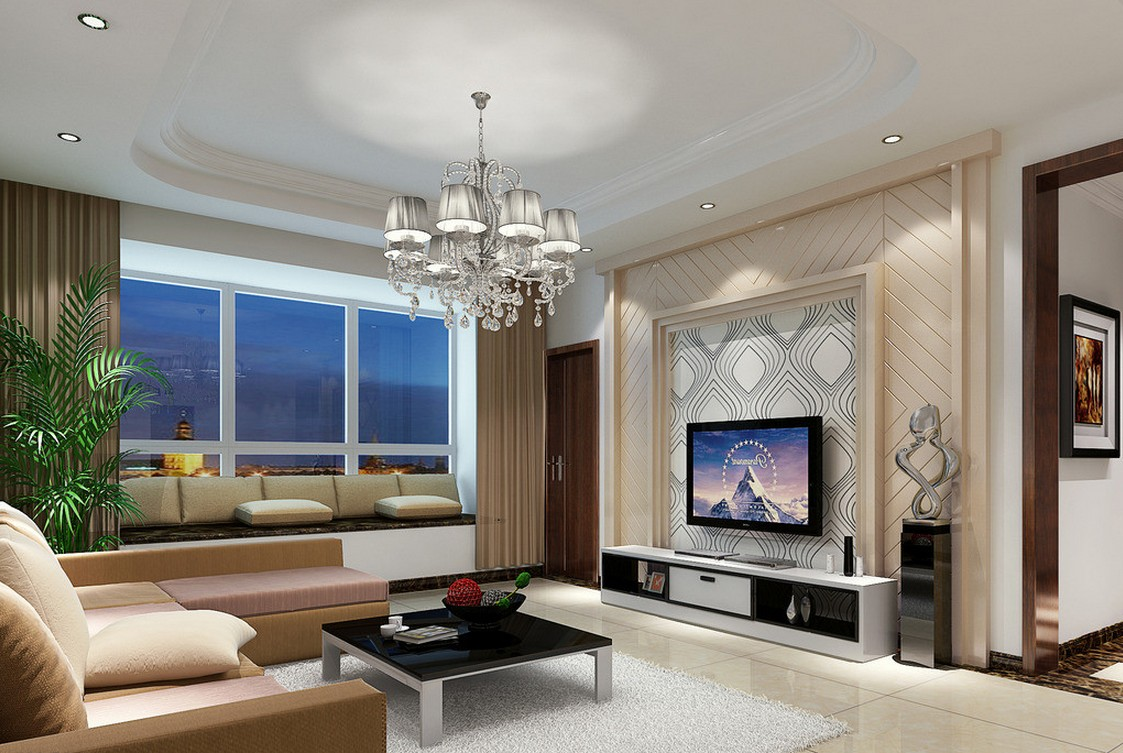 Wohnzimmer Wand Fernseher Wallpaper Design For Living Room That Can Liven Up The