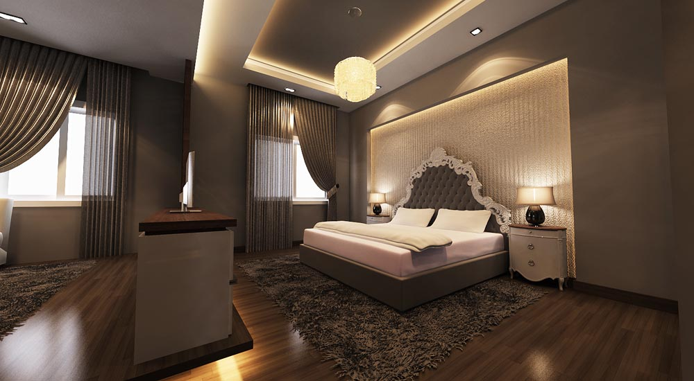 Indirect Lighting Techniques and Ideas For Bedroom, Living Room - bedroom lighting ideas