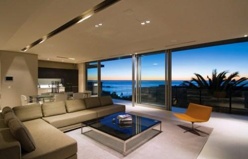 Medium Of Modern House Interior Design Living Room