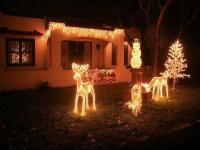 31 Exterior Christmas Decorating Ideas - InspirationSeek.com