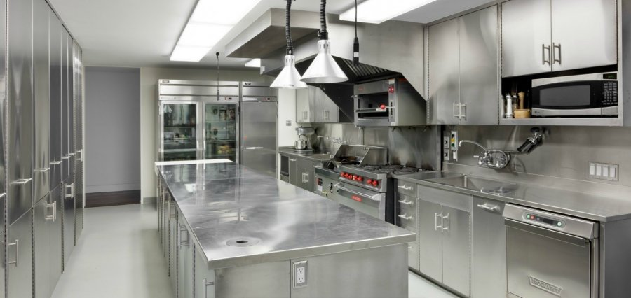 Background Dapur Stainless Steel Solution For Your Kitchen Backsplash