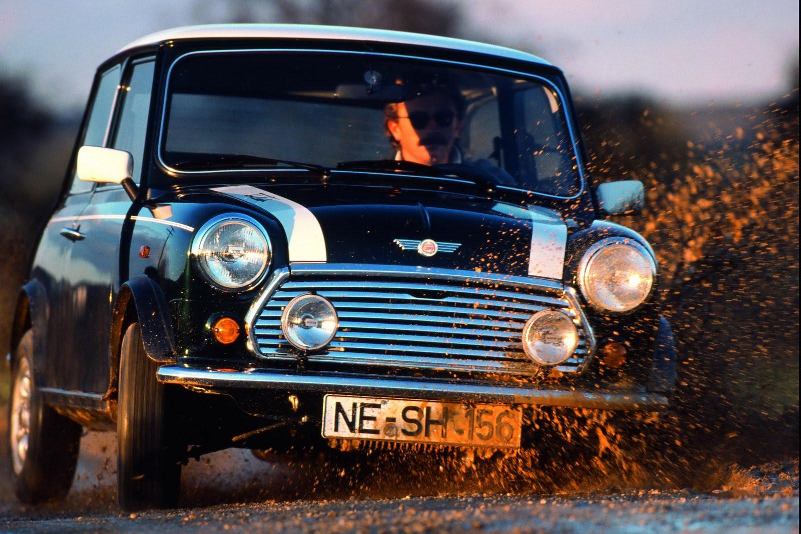 Antique Cars Wallpaper Hd Mini Cooper 1959 Photo Gallery Inspirationseek Com
