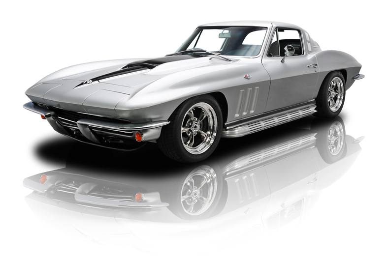 Black And White Striped Wallpaper Corvette Stingray 1962 1967 Photo Gallery