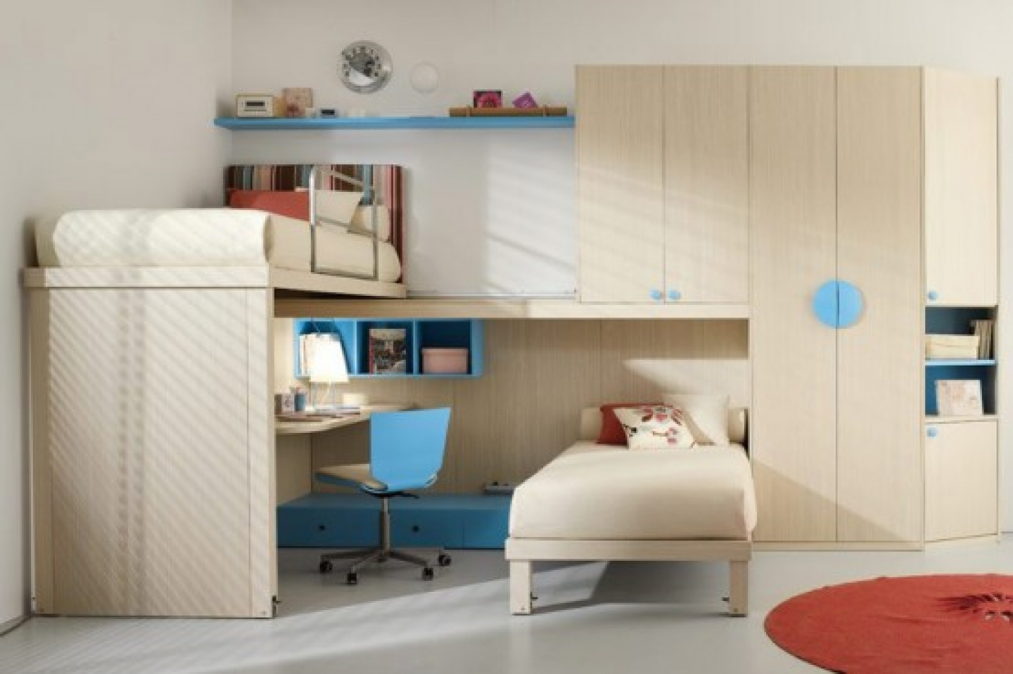 Slaapkamer Kind Create A Healthy Kids Bedroom Design Inspirationseek