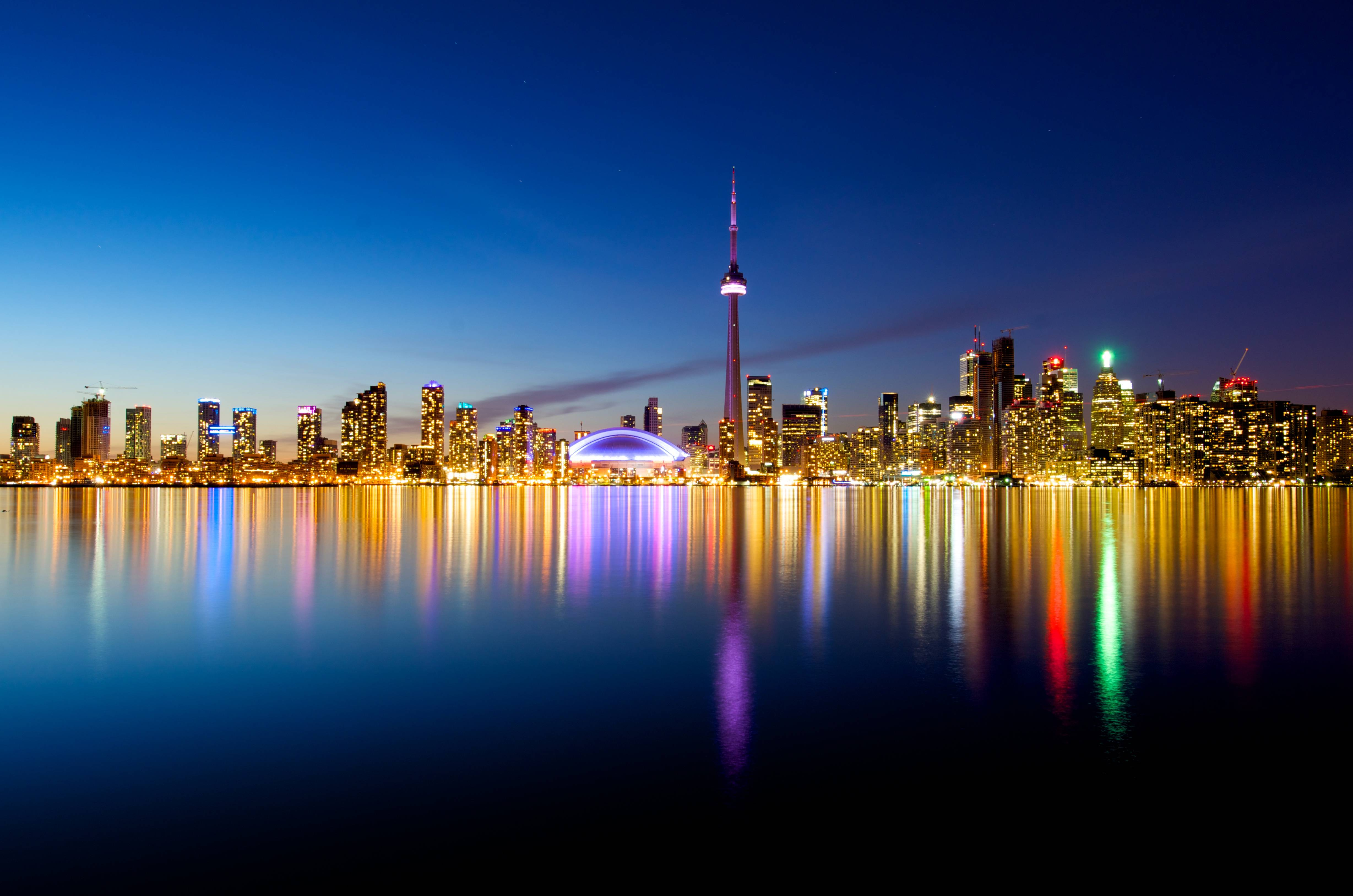 Travel Background Hd Wallpapers Free Niagra Falls Toronto Kanada The Most Multicultural Cities In The