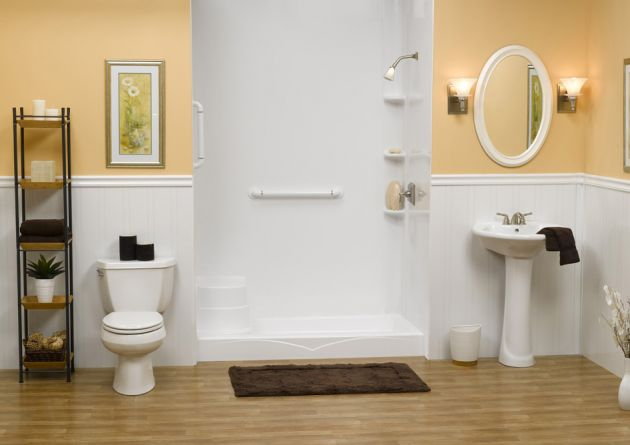 Small Bathroom Design For Elderly 6 Tips To Design A Bathroom For Elderly - Inspirationseek.com