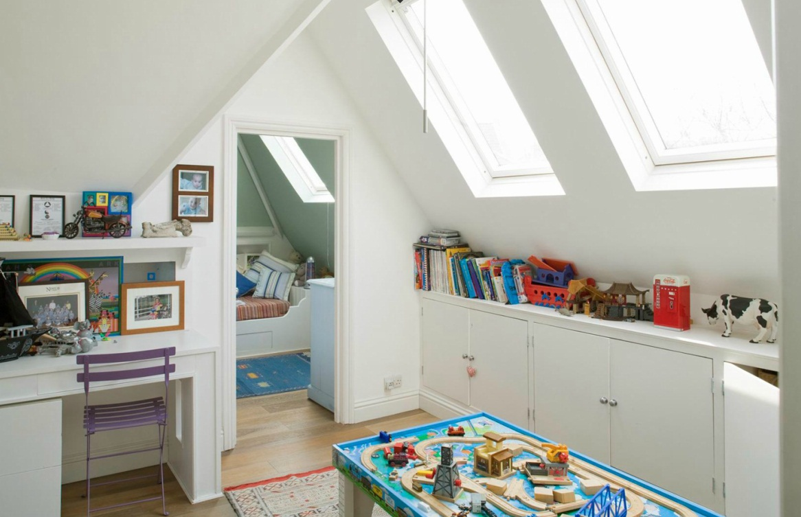 Ikea Kasten Slaapkamer Kind 21 Attic Bedroom For Kids - Inspirationseek.com