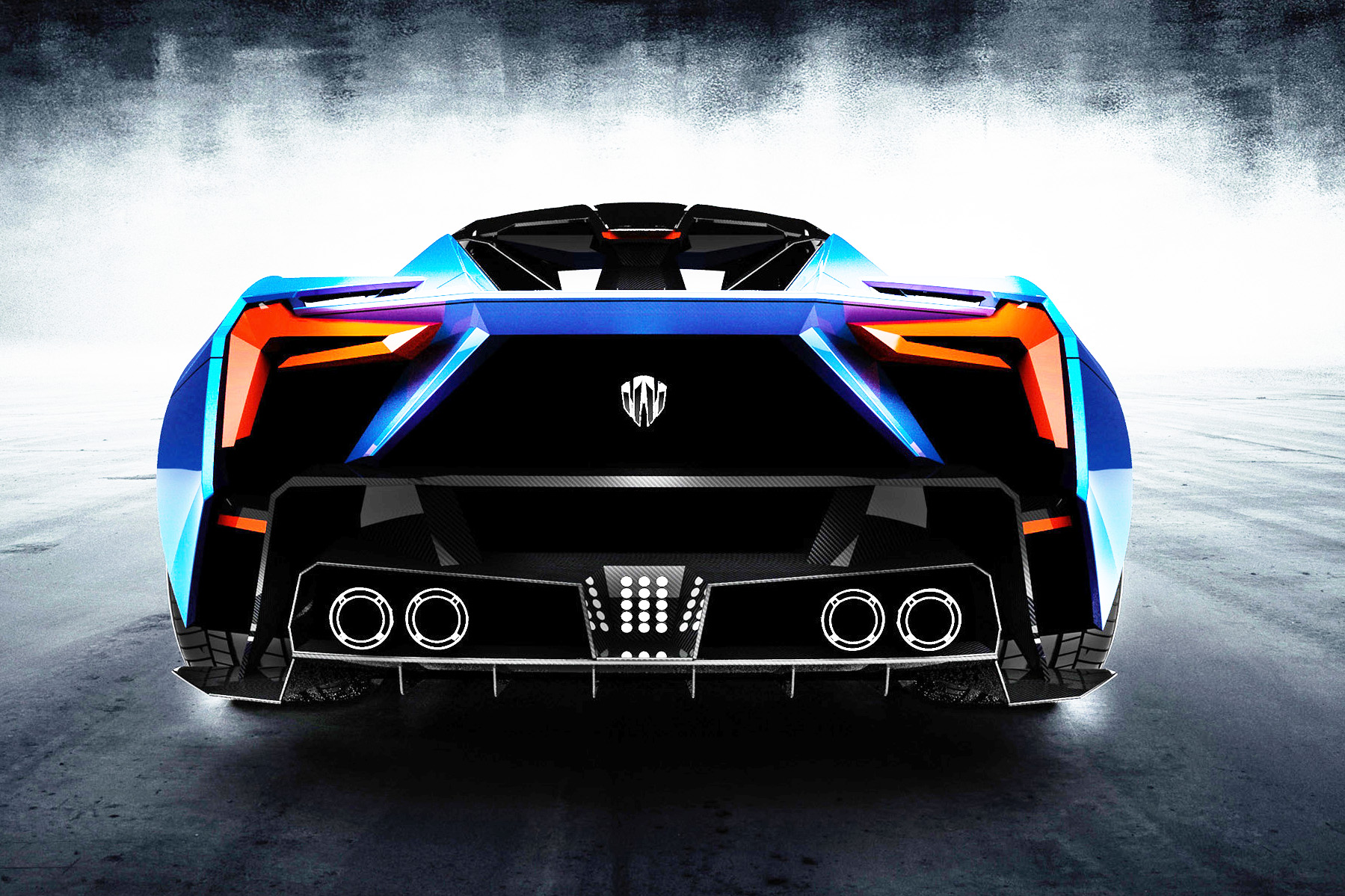 Super Car Event Wallpaper Fenyr Supersport The Grim Supercar From The Middle East