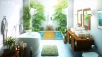 33 Outdoor Bathroom Design and Ideas - InspirationSeek.com
