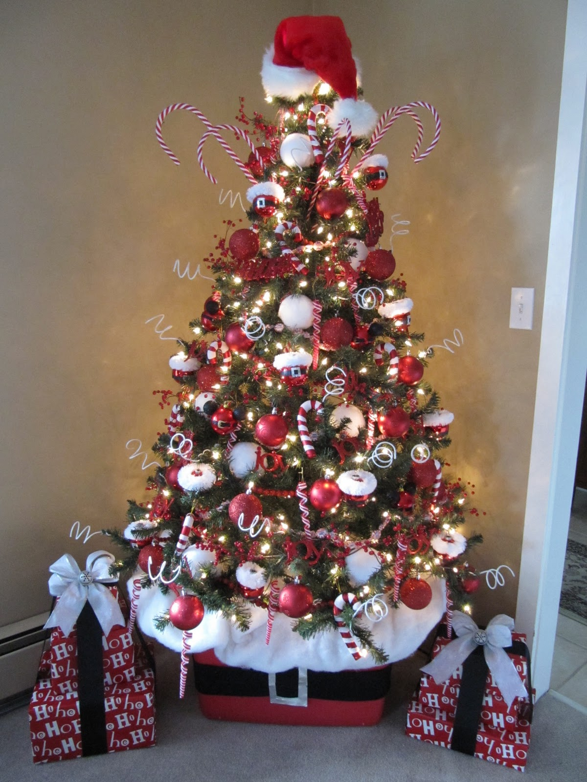 Christmas Tree Decoration Ideas With
