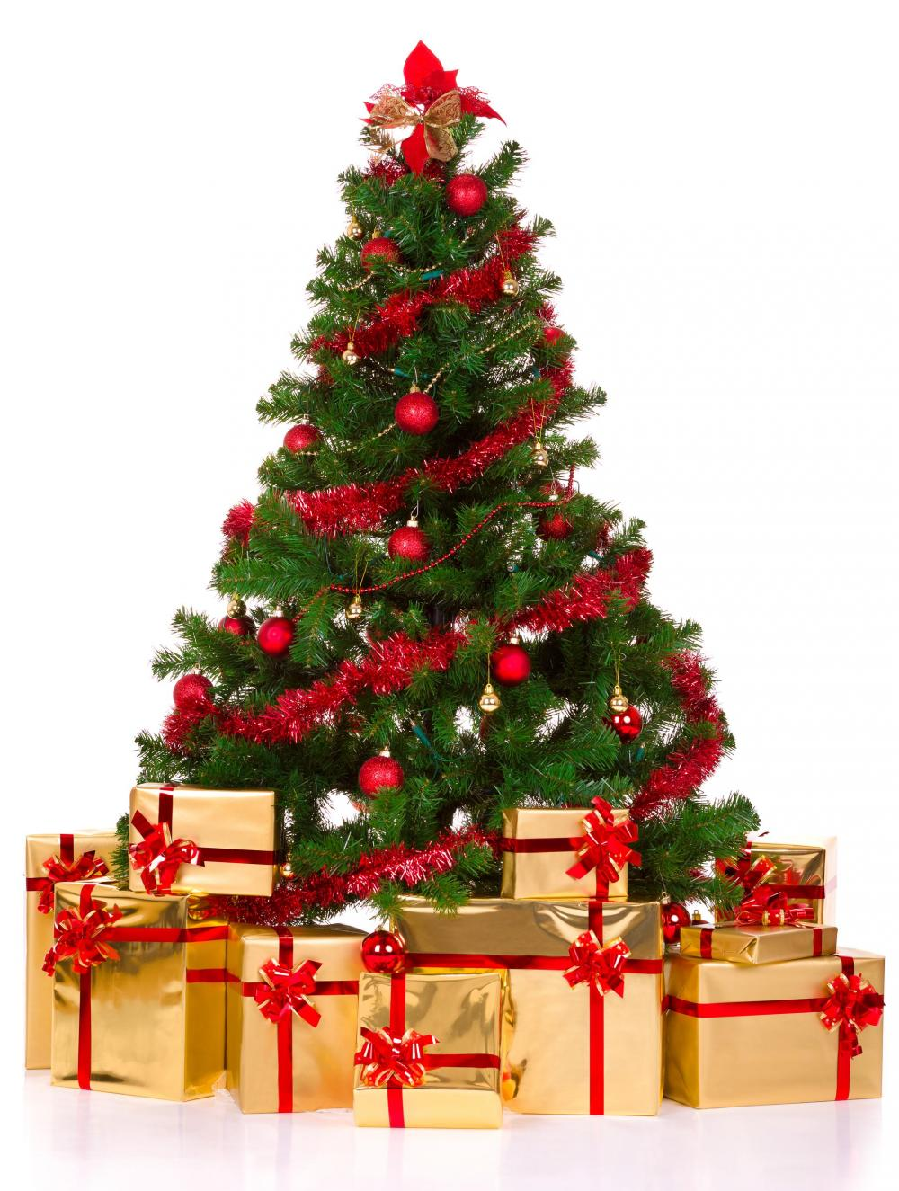 Christmas Tree Decorations Ideas With