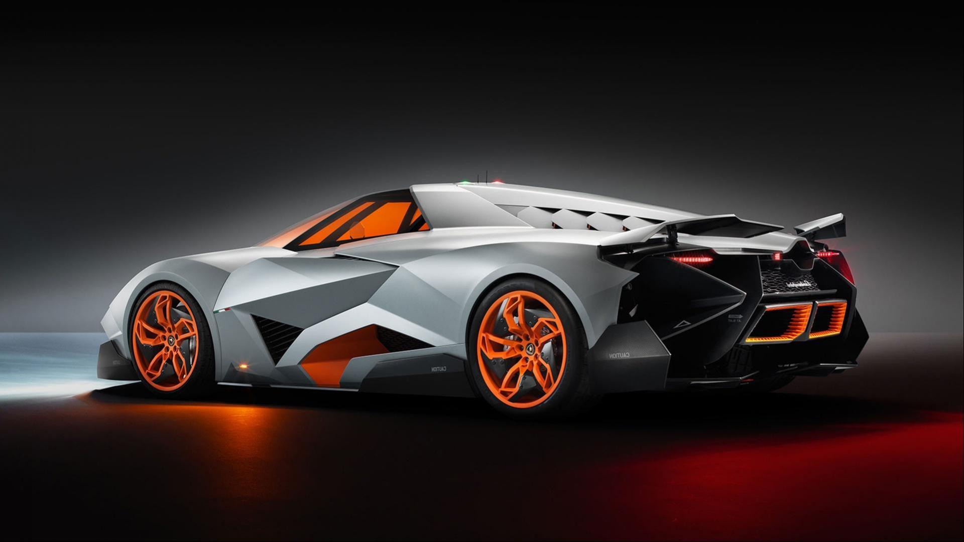 Cool Modified Cars Wallpapers Lamborghini Egoista Sinister Car That Really Selfish