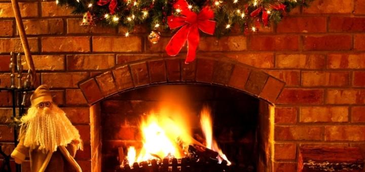 Christmas Fireplace Garland Ideas Inspirationseekcom