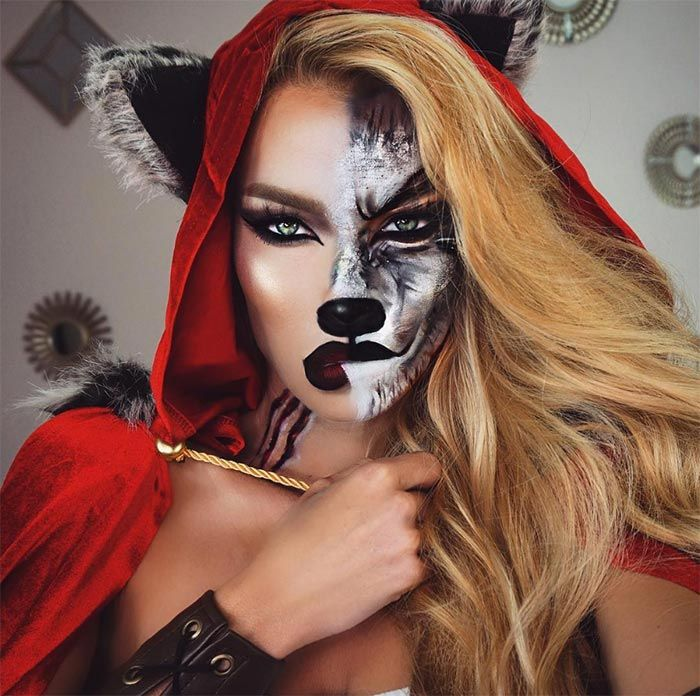 64 halloween makeup ideas scary halloween face makeup ideas