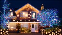 Christmas Lights Decoration Ideas - InspirationSeek.com