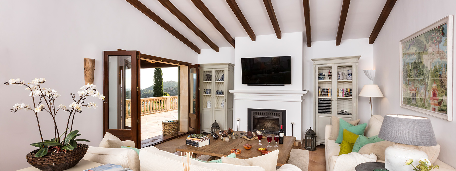 Find Classic Spanish Charm At Inspirato S Villa Ladera Inspirato In The Details