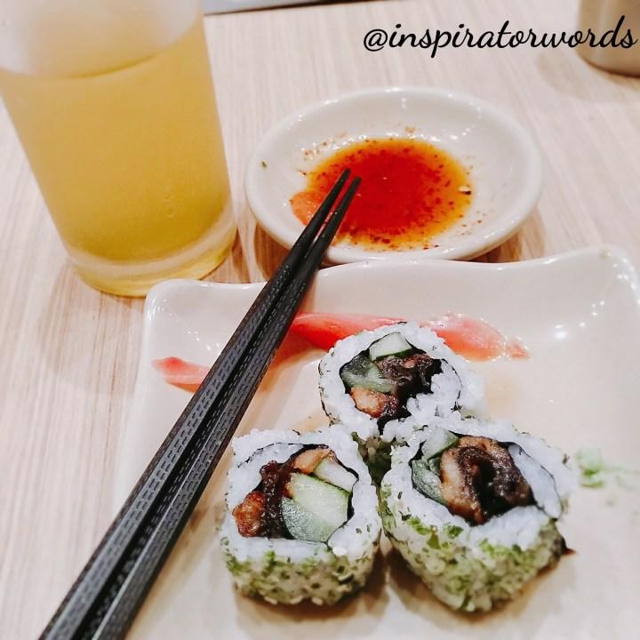 unakyu maki sushi tei