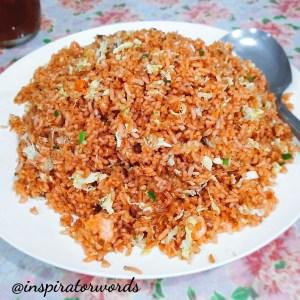nasi goreng seafood depot slamet