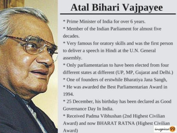 bharat ratna, achievements of vajpayee, achievements of Madan Mohan Malaviya, Atal Bihari Vajpayee,Madan Mohan Malaviya., highest civilian award india