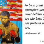 7 Quotes With A Punch of Life From Muhammad Ali
