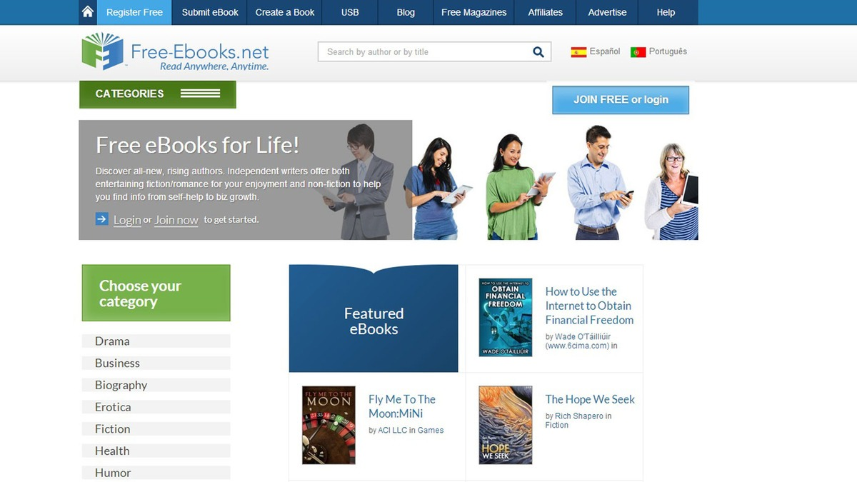 Where Can I Download Free Ebooks Free eBooks Download