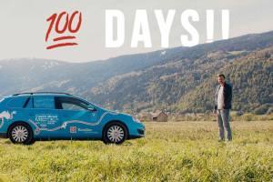 Навколо світу на електромобілі: голандський блогер відвідає Україну