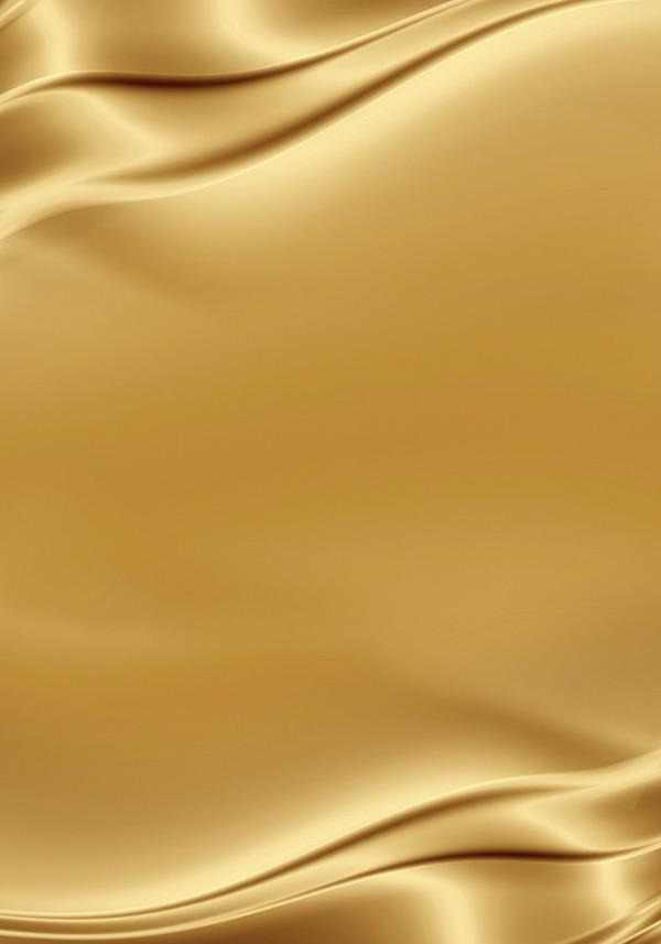 3d Silk Effect Wallpaper Gold Embossed Background Picture Psd Material Psd