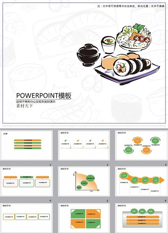 Catering Industry Analysis Will Be Ppt Template PPT