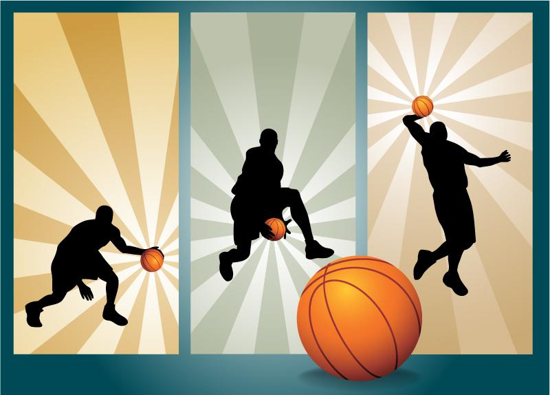 Street Basketball Ppt Template Free Download PPT - basketball powerpoint template