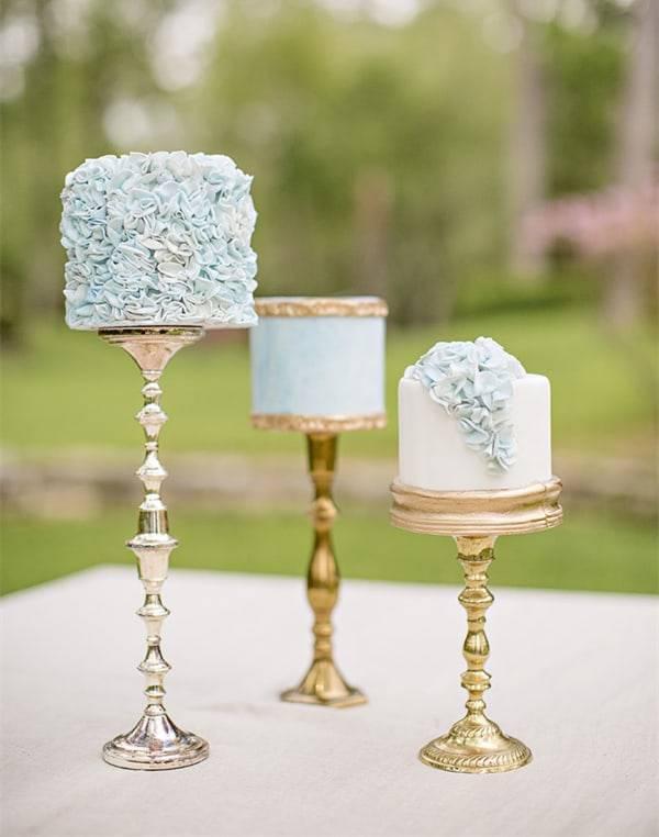 Wedding Color Palette Gold - Inspired Bride